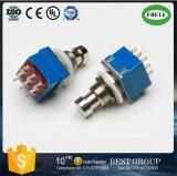 Mini Type on off Small Toggle Switch Micro Switch pictures & photos