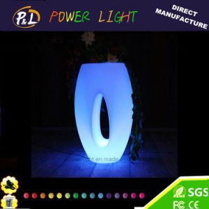 Garden Furniture Lighting RGB LED Flower Planter pictures & photos