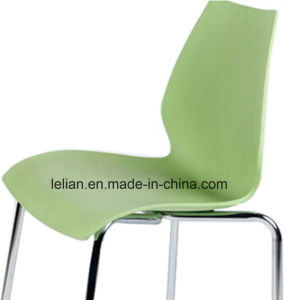Restaurant High Back Plastic Dining Chair (LL-0017) pictures & photos