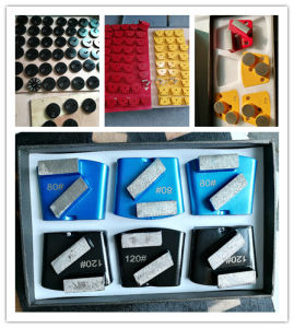 Metal Diamond Tools Grinding Disc HTC Concrete Grinding Pad for Floor Grinder pictures & photos
