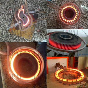 Induction Heating Machine for Shaft & Gear Quenching Hardening pictures & photos