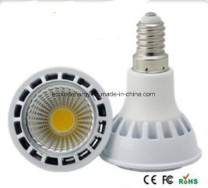3/4/5/6W E27 COB LED Bulb pictures & photos