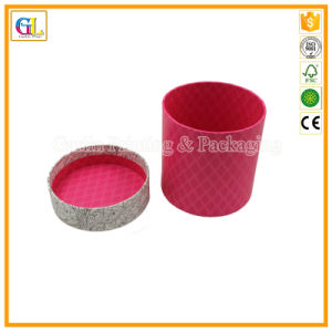 Customized Logo Cardboard Gift Box Round Flower Box pictures & photos