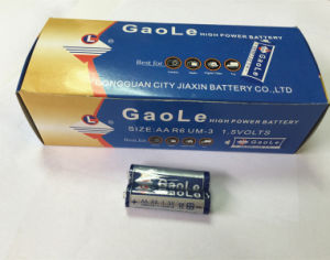 AA R6p 1.5V Dry Battery in Box Packing (UM-3) pictures & photos