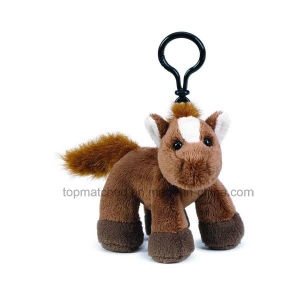 fashion Style Fancy Cartoon Promotional Plush Keychain Toy pictures & photos