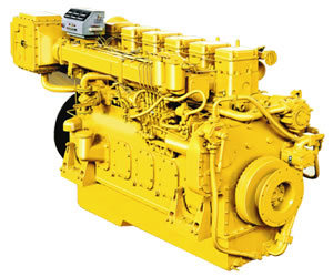 6-Cylinder Marine Engine (330~540kW) Water Cooled Lightweight Low Fuel Consumption pictures & photos