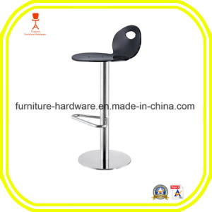 Furniture Hardware Parts Bar Height Stool Chair Swivel Chrome Finish Base Aluminum pictures & photos
