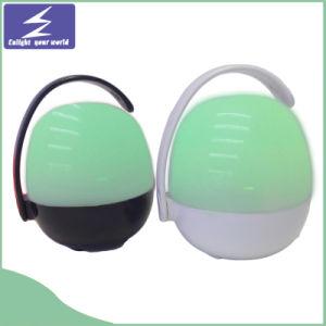 Portable Wireless Mini LED Nightlight Bluetooth Speaker