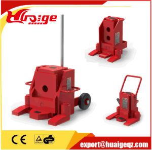 Extra Low Pick up Forklift Jack pictures & photos