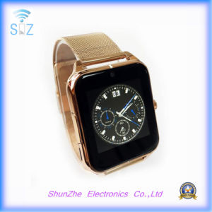 Fashion Andriod Metal Sport Smart Watch with Health Monitoring Bluetooth Phone Call pictures & photos