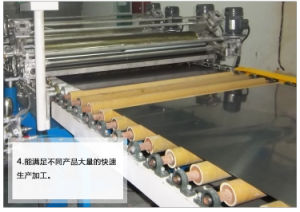 Nano Coating Machine for Stainless Steel Anti Finger Print pictures & photos