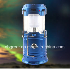 2017 Rechargeable LED Camping Lantern Emergency Solar Lantern pictures & photos
