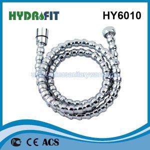 Shower Hose (PVC shower hose special golden) Hy6010 pictures & photos