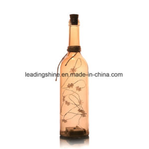 Sunflower Modeling AAA Battery Lights String Bottle Party Wedding Festival Gifts pictures & photos