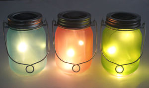 Best Selling Summer Outdoor Decorative Solar Firefly LED Glass Light pictures & photos