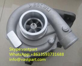 Cummins 6CT Engine Turbo 3802886 3538624 3538623
