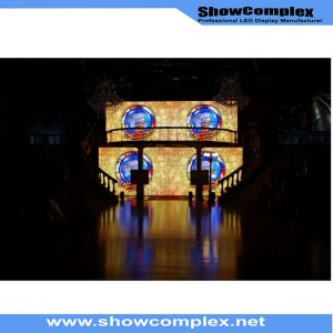 High Refresh Rate of SMD Indoor Full Color Rental LED Wall (500mm*500mm pH2.97/pH3.91) pictures & photos