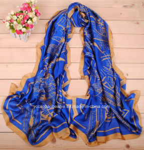 Wholesale Hand Make Woman′s Scarf pictures & photos