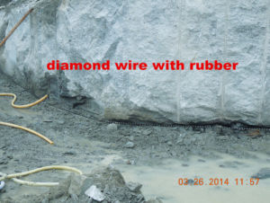 Diamond Wire Marble Quarry Cutting pictures & photos