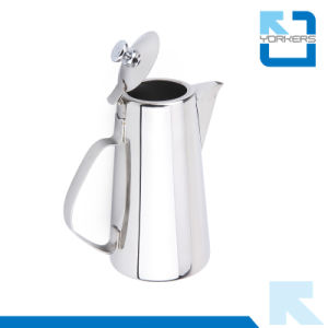 Short Spout Stainless Steel Water Pot and Tea Kettle pictures & photos