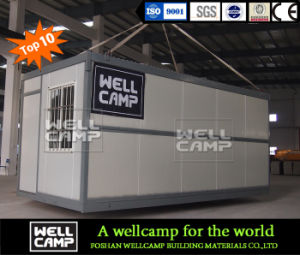 Wellcamp Foldable Office Container pictures & photos