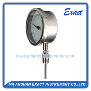 Industrial Bimetal Thermometer-Manifold Temperature Gauge-Household Bimetal Thermometer pictures & photos