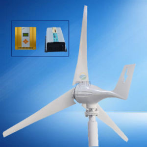 300W Wind Turbine with MPPT Controller and 1000W Inverter pictures & photos