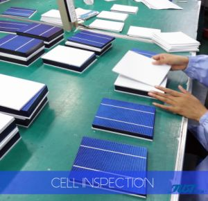 High Efficiency 320W Mono Solar Panel with Ce CQC TUV Certifications for Solar Power Plant pictures & photos