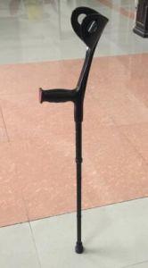 Grey Color Elbow Walking Crutch pictures & photos
