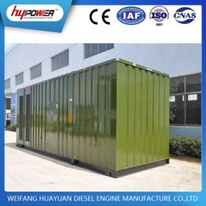 350kw Electric Generator Container with Cummins Engine and Copy Stamford Alternator pictures & photos