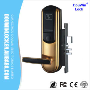 RFID Card Lock Hotel Lock with Smart Card and Software pictures & photos