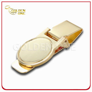 Factory Wholesale Gold Plated Metal Money Clip pictures & photos