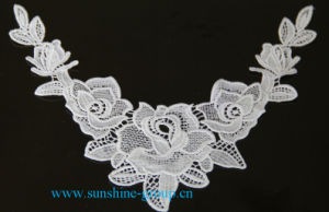 Fashion Design Embroidery Lace Crochet Patterns Neck Collar-036 pictures & photos
