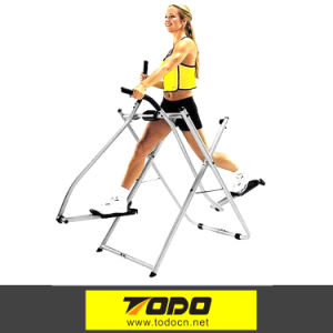 Folding Indoor 360 Air Walker Glider Fitness Exercise Machine Workout Trainer Gym pictures & photos