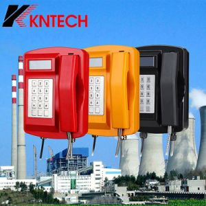 2017 Hazardous Area Telephones Knsp-18 Railway Emergency Phone VoIP Phone System pictures & photos