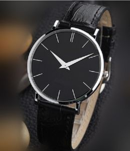 Stainless Steel Simple Japanese Movement Watches Men pictures & photos