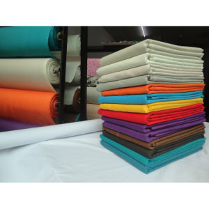 Woven Fabric Factory Polyester Cotton T/C Fabric