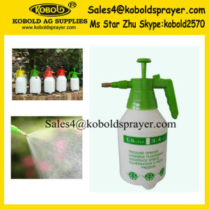 1.5L Plastic Garden Spray Bottle, Hand Pressure Sprayer pictures & photos