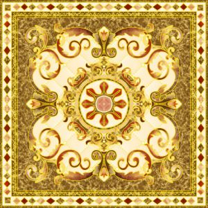 1200*1200mm Carpet Floor Tile with Pattern Design pictures & photos