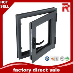 Aluminum/Aluminium Powder Coating Extrusion Profiles for Window Building Materials pictures & photos