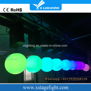 LED Lift Ball, LED Kinetic Lighting System, Kinetic LED DMX Pixel Ball Light pictures & photos