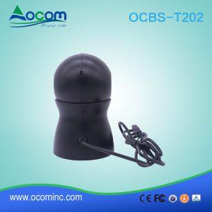China Factory Cheap Desktop 2D Barcode Scanner/Reader pictures & photos