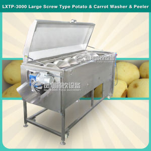 Industrial Automatic Potato Chips French Fries Peeling Cutting Blanching Cooling Machines pictures & photos