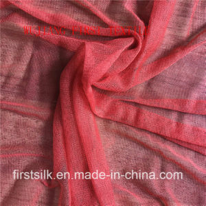 60GSM Silk Tulle Fabric, Silk Mesh Fabric, Silk Gauze Fabric. pictures & photos