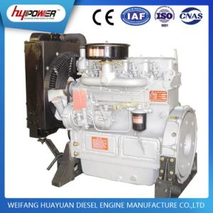 Weifang 30kw/40HP K4100D Diesel Engine with Water Cooled 1500rpm pictures & photos