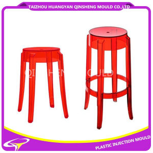 Fashion Bar Counter Stool Plastic Mold pictures & photos