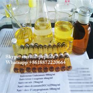 Dark Yellow Trenbolone Acetate Bodybuilding Steroid Finaplix pictures & photos