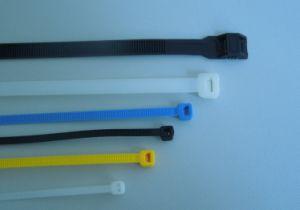 Plastic Self-Locking Nylon Cable Ties pictures & photos