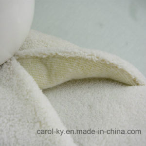 Hotel Washable Polyester Coral Fleece Bedroom Slipper pictures & photos