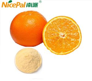 Halal/Kosher Certified Dried Fresh Orange Fruit Juice Powder for Juice Drink/Beverage Food pictures & photos
